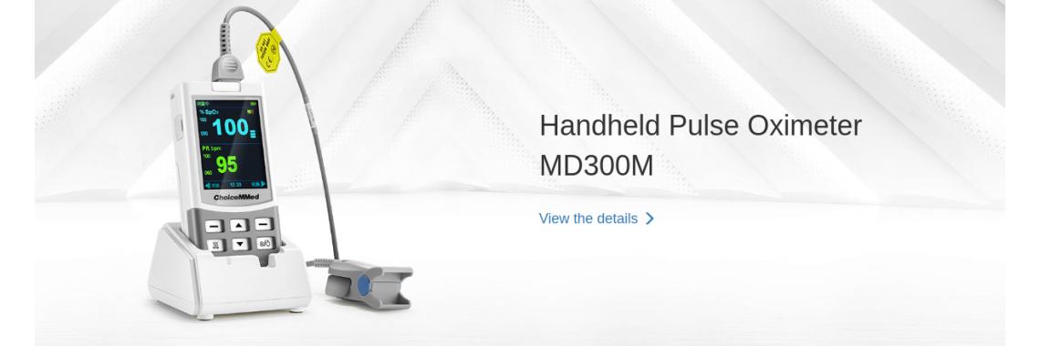 Пульсоксиметр MD300M